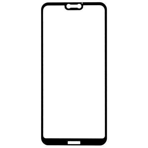 Защитное стекло Gosso FULL SCREEN для Huawei P20 Lite/Nova 3e черный чехол для сотового телефона gosso cases для huawei p20 lite soft touch 186905 темно синий