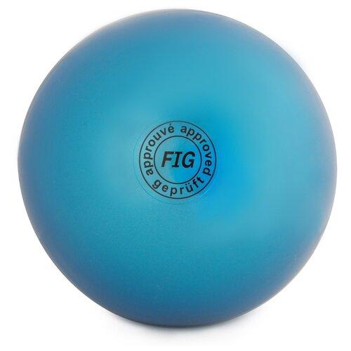 Фото - Мяч для художественной гимнастики Larsen AB2803 синий мяч larsen duplex 5 301716