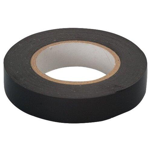 Изолента ПВХ, 15 мм, 10 м, черная недорого
