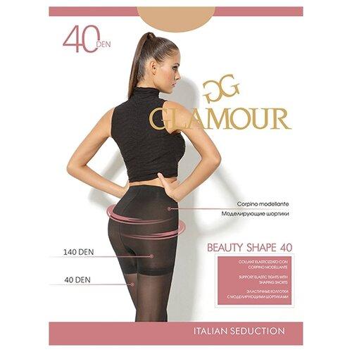 Колготки Glamour Beauty Shape 40 den miele 5-XL (Glamour)Колготки и чулки<br>