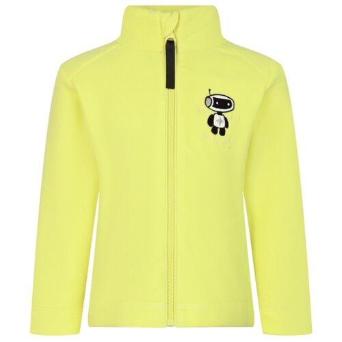 Олимпийка Poivre Blanc размер 92, желтый