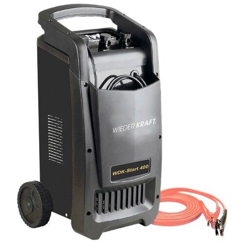 Пуско-зарядное устройство WIEDERKRAFT WDK-Start400 черный