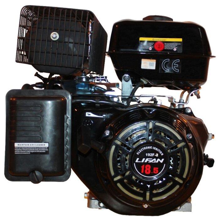 Бензиновый двигатель LIFAN 192F-2 D25 7А