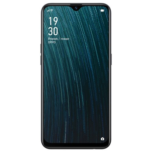 Смартфон OPPO A5s черный смартфон