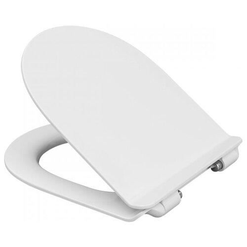Крышка-сиденье для унитаза HARO Kano дюропласт с микролифтом белый сиденье для унитаза с микролифтом haro manta 4016959143060