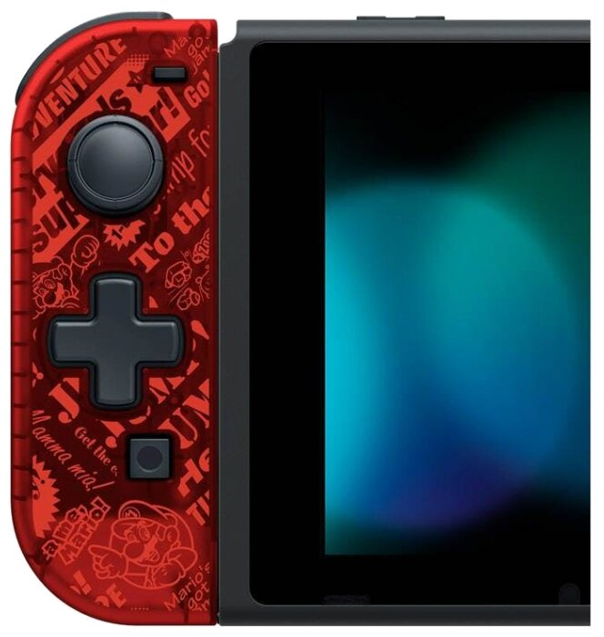 Геймпад HORI D-PAD Controller for Nintendo Switch (L)