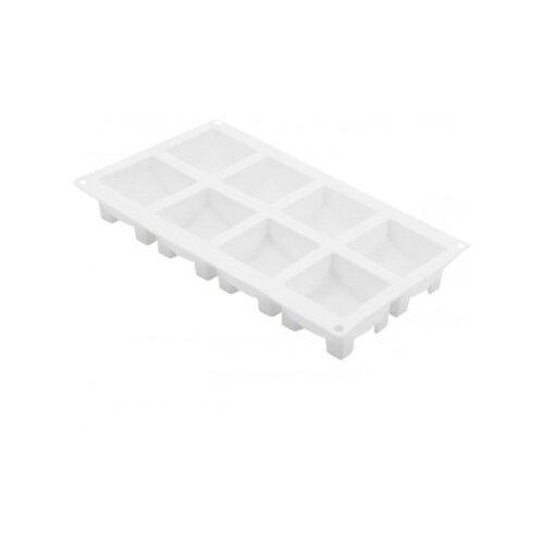 Форма для выпечки Доляна Квадро 3624953 (29.5х17х4 см) форма для выпечки доляна 2389461 форма для выпечки и муссовых десертов мерси