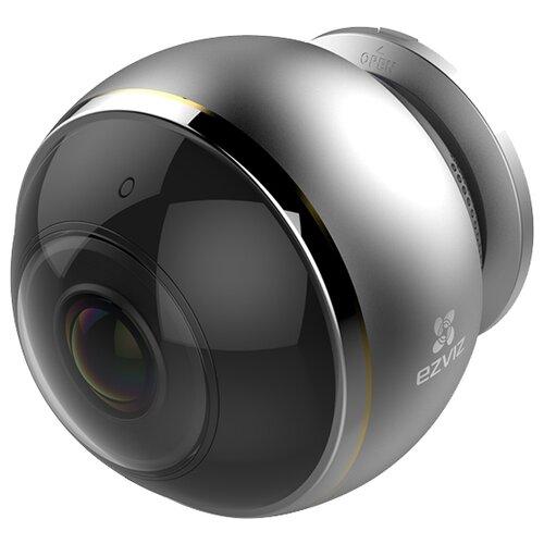 Сетевая камера EZVIZ Mini Pano (C6P) серебристый/черный