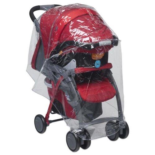 Купить Chicco Дождевик-накидка для коляски бесцветный, Аксессуары для колясок и автокресел
