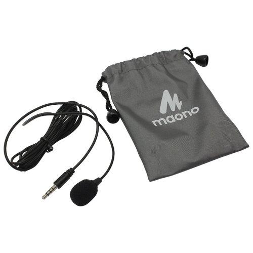 Микрофон Maono AU-402L, черный