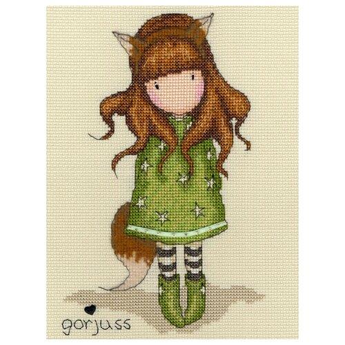 Купить Набор для вышивания The Fox (Лиса), Bothy Threads, Наборы для вышивания