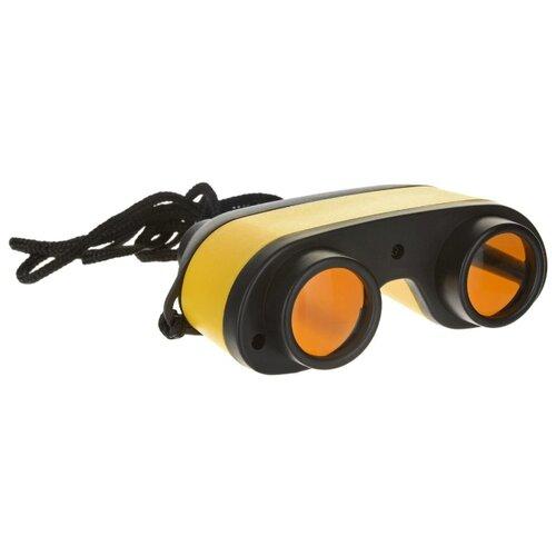 Фото - Бинокль 3x28 Edu Toys BN328Y желтый наборы для опытов и экспериментов edu toys бинокль js006