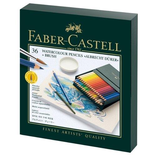 Faber-Castell Карандаши акварельные Albrecht Durer, 36 цветов (117538) a durer albrecht durers unterweisung der messung