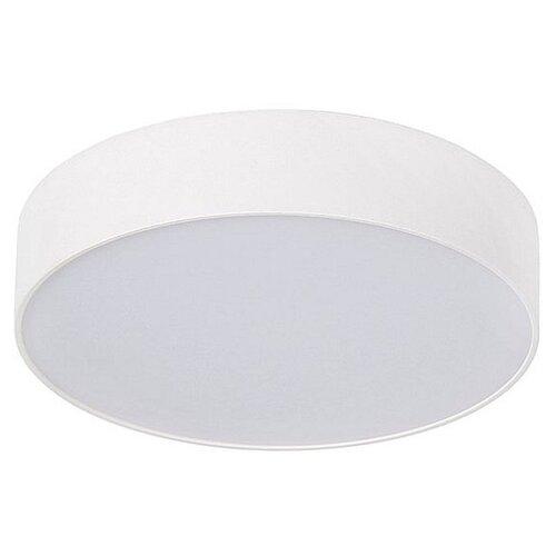 Светильник светодиодный Donolux DL18837/16W White R Dim, LED, 16 Вт встраиваемый светильник donolux ritm dl18891 24w white r dim