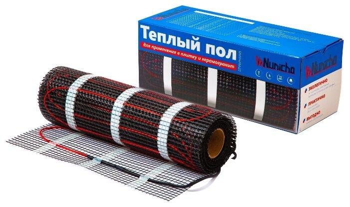 Нагревательный мат Nunicho Минимат 150- 4.0м2 600 Вт