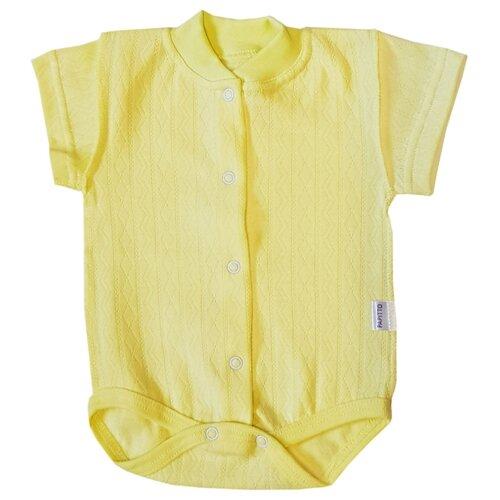 Купить Боди Папитто размер 74, желтый