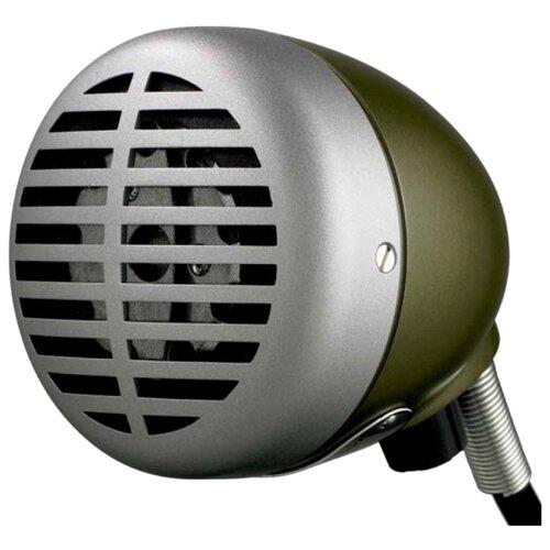 Микрофон Shure 520DX, Green Bullet