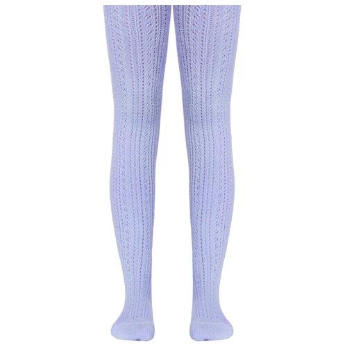 Фото - Колготки Conte-kids MISS размер 92-98, бледно-фиолетовый колготки аба к02 размер 12 фиолетовый