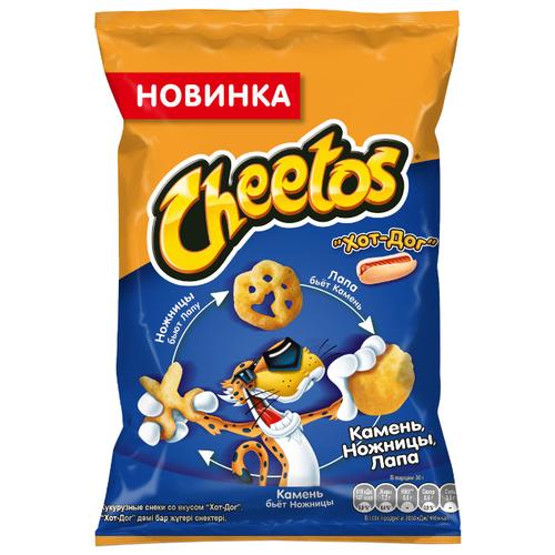 Чипсы Cheetos кукурузные Хот Дог, 85 г