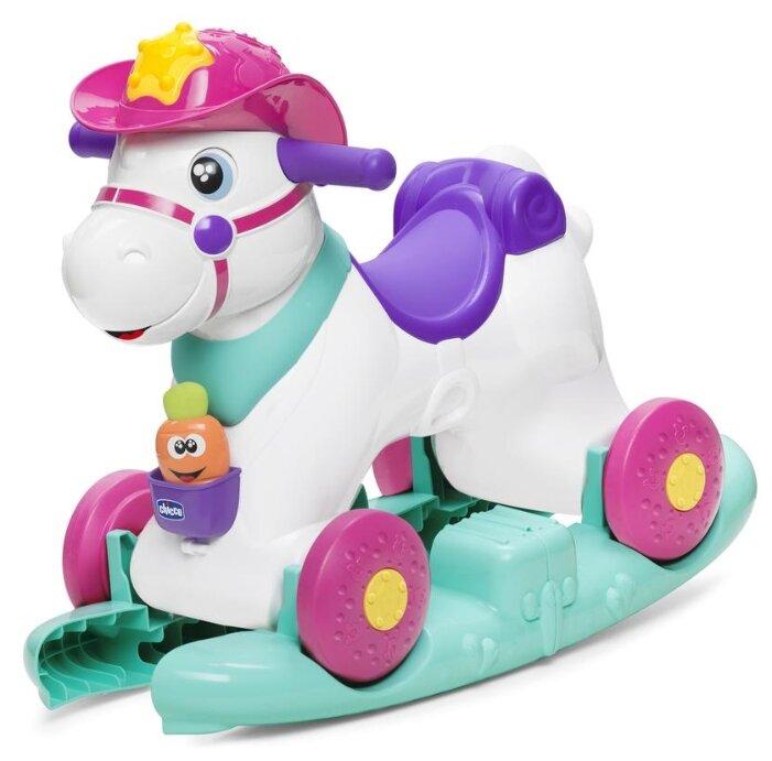 Каталка-качалка Chicco Miss Baby Rodeo (79071)