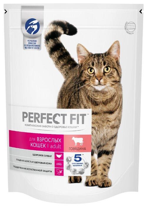 Корм для кошек Perfect Fit для здоровья