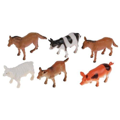 Купить Фигурки Играем вместе Рассказы о животных Домашние животные PHC10030616, Игровые наборы и фигурки