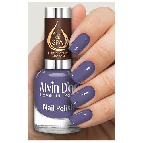 Лак Alvin D'or SPA Argan Oil, 15 мл, оттенок 5040 лак alvin d or spa argan oil 15 мл оттенок 5036
