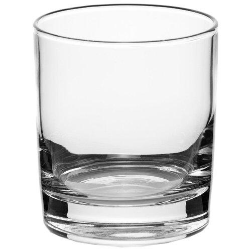 Pasabahce Набор стаканов Side 310 мл 6 шт бесцветный цена 2017