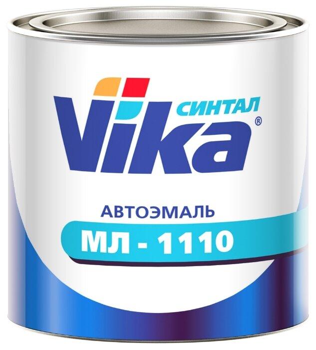 394 серовато-зелёная VIKA МЛ-1110 Автоэмаль, уп.0,80кг