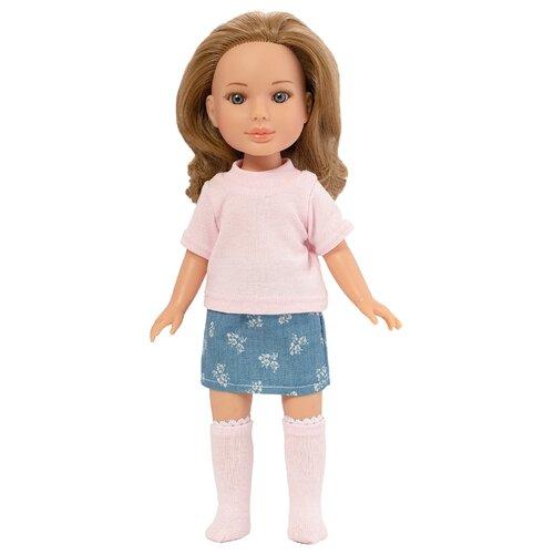 Фото - Кукла ОГОНЁК Арина блонд, 32 см, С-1510 кукла огонёк арина с веснушками