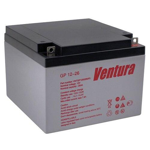 Аккумуляторная батарея Ventura GP 12-26 26 А·ч