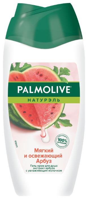 Гель-крем для душа Palmolive Натурэль Мягкий и освежающий арбуз