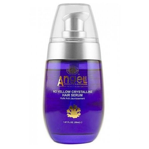 Angel Professional Сыворотка для нейтрализации желтизны Crystalline, 50 мл