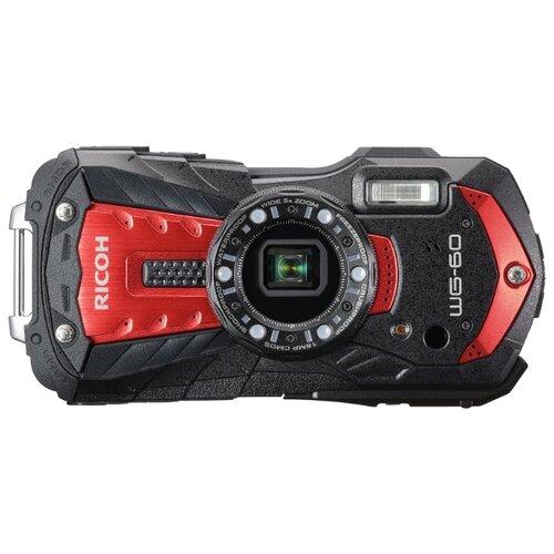 Фотоаппарат Ricoh WG-60 красный