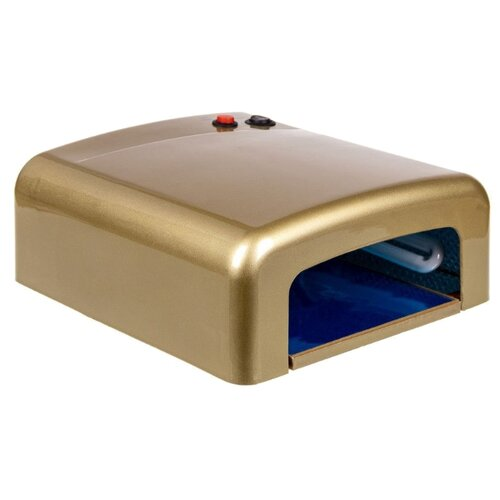 Лампа UV Touching Nature 818L золотистый