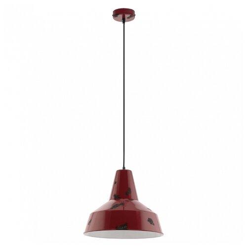 Светильник Eglo Somerton 49748, E27, 60 Вт светильник eglo consett 49781 e27 60 вт
