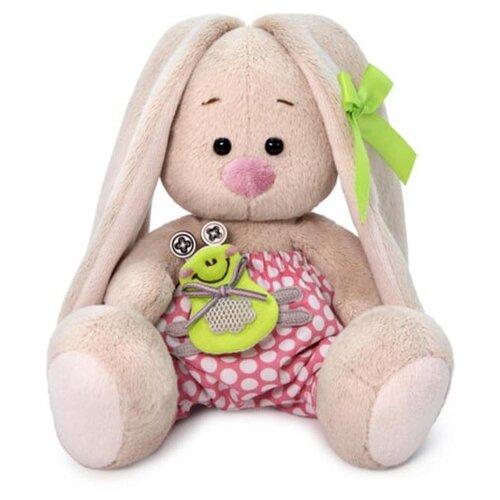 Купить Мягкая игрушка Зайка Ми с лягушонком 15 см, Мягкие игрушки