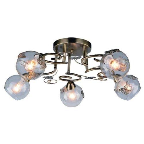 Люстра Arte Lamp A5004PL-5AB, E14, 200 Вт потолочная люстра dio d arte cremono e 1 2 24 200 n