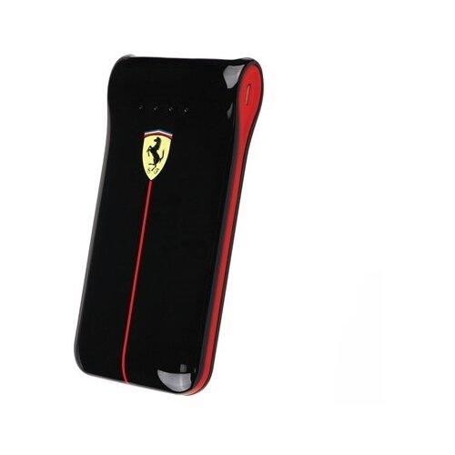 Внешний аккумулятор Ferrari 5000 mAh универсальный Black
