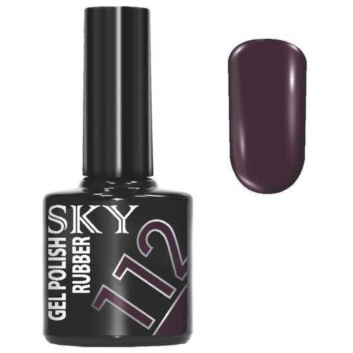 Купить Гель-лак для ногтей SKY Gel Polish Rubber, 10 мл, 112