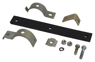 Комплект крепления резонатора УАЗ 315120120000900 для УАЗ 3151