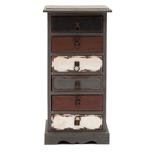 Комод Secret de Maison Talley (mod. M-6465) , размер: 33х22 см , цвет: коричневый