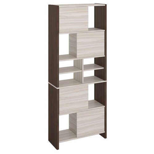 Шкаф для детской Мэрдэс Домино Lite СТЛ-ЗВХ, (ШхГхВ): 70х32х178.5 см, шамони/карамель