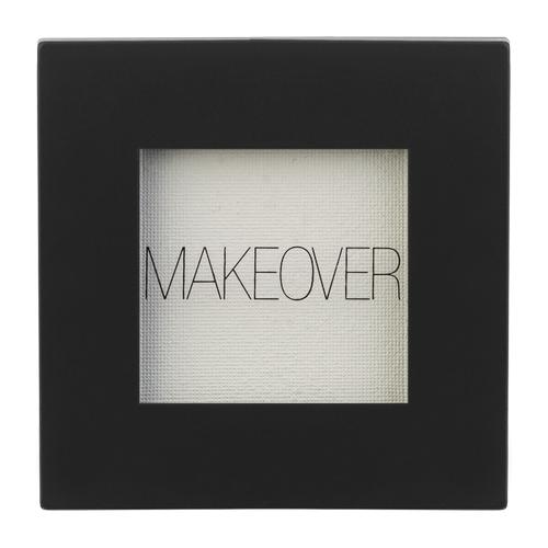 Фото - MAKEOVER Тени для век Single Eyeshadow matte white makeover paris тени для век single eyeshadow soft pink