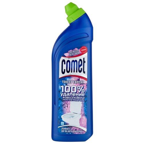 Comet гель для туалета Expert свежесть лепестков 0.7 л гель для туалета