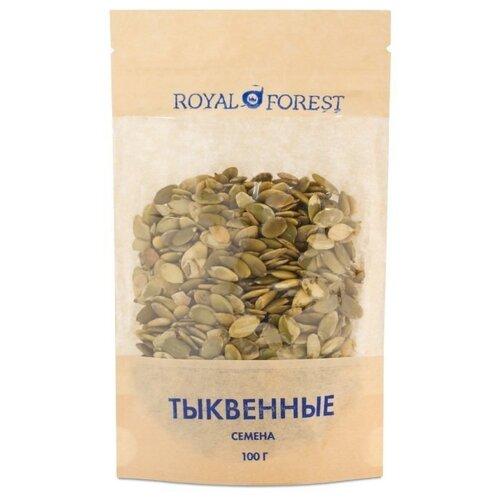 Семечки тыквенные ROYAL FOREST очищенные 100 г алтэя семечки конопли алтайские хрустящие 100 г