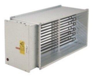 Электрический канальный нагреватель Systemair RB 100-50/45-3 400V/3