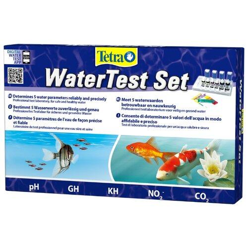 цена Tetra WaterTest Set тесты для аквариумной воды онлайн в 2017 году
