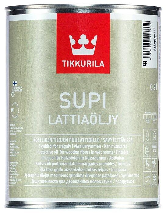 Масло Tikkurila Supi Lattiaoljy