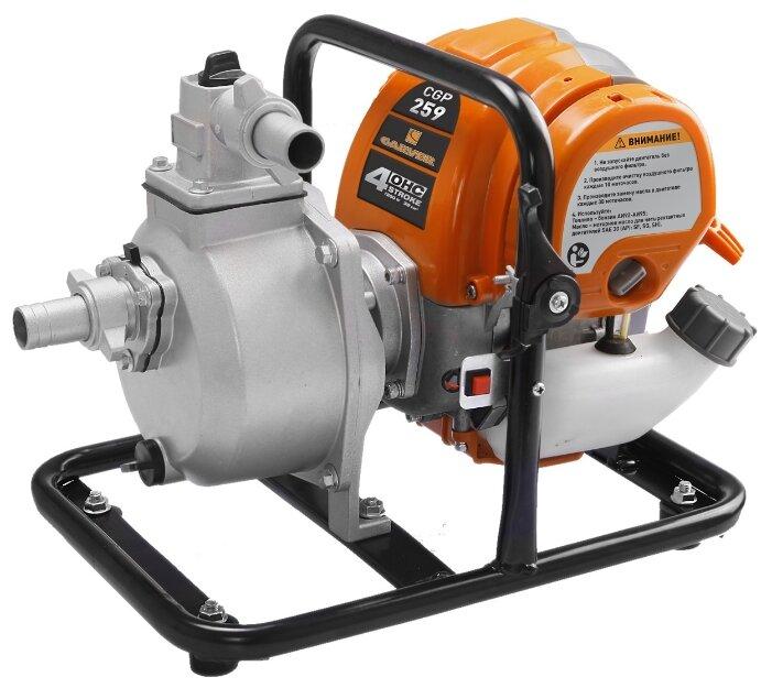 Мотопомпа Carver CGP 259 1.65 л.с. 150 л/мин